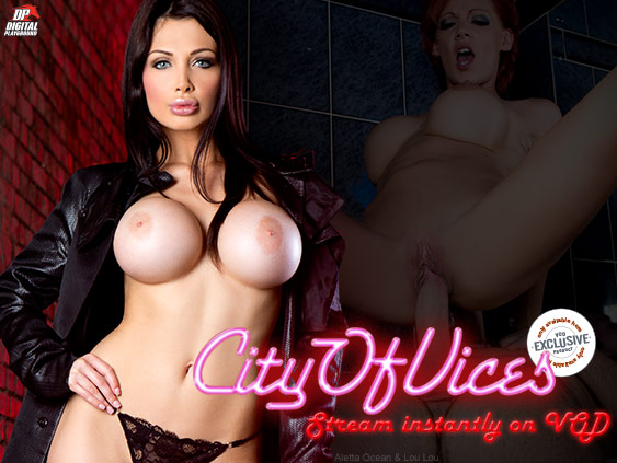 Watch City of Vices Porn Movie on streaming video from Digital Playground.