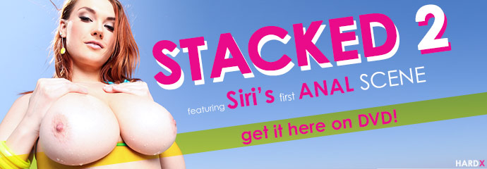 Buy Stacked 2 DVD Porn Movie from Hard X.
