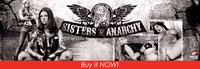 Buy Sisters of Anarchy DVD porn movie from Digital Playground.