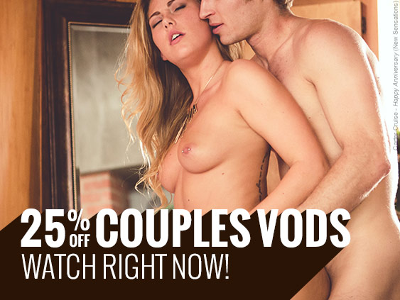 Shop Couples streaming VOD movies at a 25% discount.