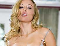 Watch video interview with pornstar Kayden Kross.