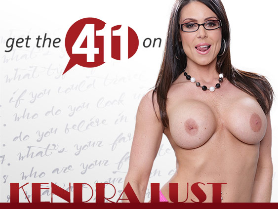 Learn more about pornstar Kendra Lust.