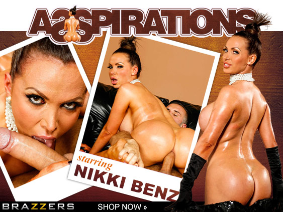 Buy Asspirations from Brazzers starring Nikki Benz.