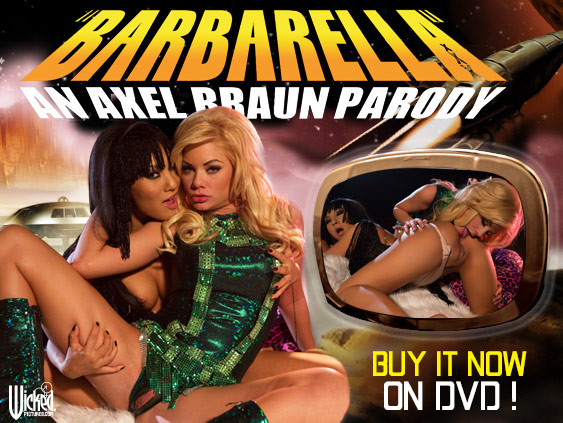 Buy Barbarella porn movie DVD from Wicked Pictures.