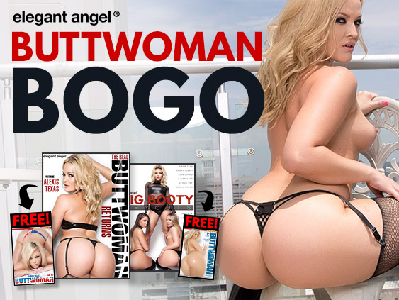 Buy one Alexis Texas DVD, get one free.