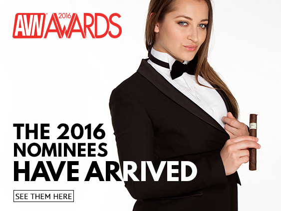 2016 AVN nominations are announced.