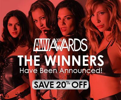 2016 AVN Winners