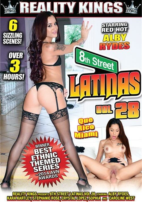 8th street latinas vol 9